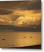 Sunderland, Tyne And Wear, England Metal Print