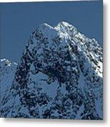 Tatra Mountains Winter Scenery Metal Print