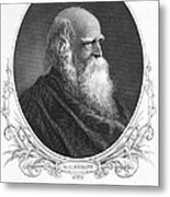 William Cullen Bryant Metal Print