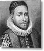 William I (1533-1584) Metal Print