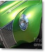 40 Ford - Front Driver Angle-8665 Metal Print