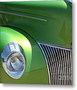 40 Ford - Front Pass Angle-8651 Metal Print