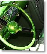 40 Ford - Interior-8586 Metal Print