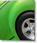40 Ford-driver Rear Wheel-8581 Metal Print