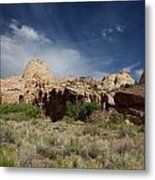 Capitol Reef National Park Metal Print