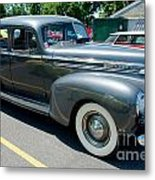 41 Hudson Super Six Side View Metal Print