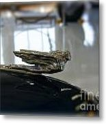 41 Packard Ornament Metal Print