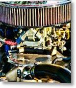 454 Horsepower Metal Print by Colleen Kammerer