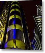 Lloyd's Building London  Metal Print