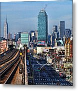 46th And Bliss Metal Print
