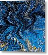 Art Abstract 3d Metal Print