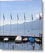 Ascona - Ticino Metal Print