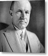 Calvin Coolidge (1872-1933) Metal Print