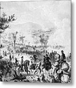 Civil War: Gettysburg Metal Print
