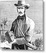 David Livingstone Metal Print by Granger