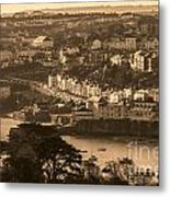 Falmouth Harbour  Metal Print