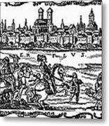 Gustavus II (1594-1632) Metal Print