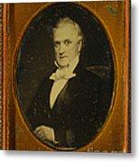 James Buchanan, 15th American President Metal Print