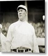 Jim Thorpe (1888-1953) Metal Print