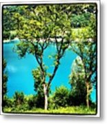 Lake Of Tenno Metal Print