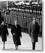 Richard Nixon (1913-1994) Metal Print