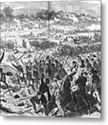 Seven Days Battles, 1862 Metal Print