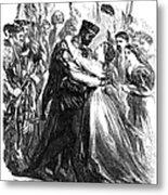 Shakespeare: Othello Metal Print