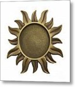 Sun Star Metal Print by Blink Images