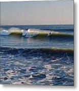 Surfers Make The Ocean Better Series Metal Print