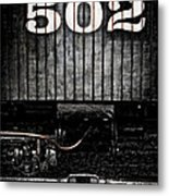 502 Metal Print by Colleen Kammerer