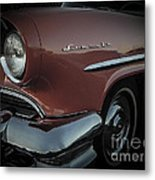 55 Lincoln Capri Metal Print