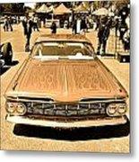 59 Impala Metal Print