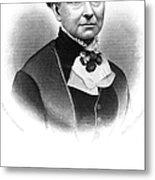 Amelia Bloomer (1818-1894) Metal Print