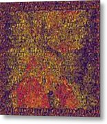 Communication Metal Print
