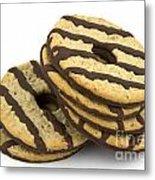 Cookies Metal Print by Blink Images