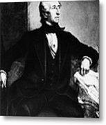 John Tyler (1790-1862) Metal Print