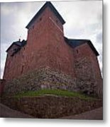 The Castle Of Tavastehus Metal Print