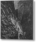 Verne: Journey Metal Print