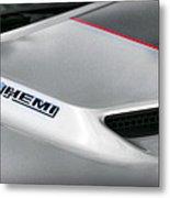 6.1 Hemi - 2011 Dodge Challenger Srt8 Metal Print