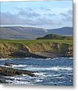 Classiebawn Castle, Mullaghmore, Co Metal Print
