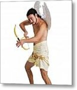 Cupid The God Of Desire Metal Print