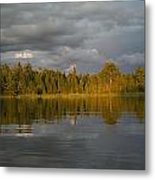 Lake Of The Woods, Ontario, Canada Metal Print