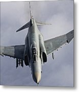 Luftwaffe F-4f Phantom II Metal Print