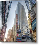 7th Street Nyc  Metal Print