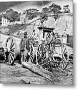 Civil War: Richmond, 1865 Metal Print