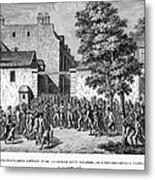 French Revolution, 1789 Metal Print