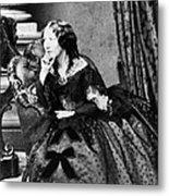 Harriet Beecher Stowe Metal Print