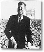 John F. Kennedy (1917-1963) Metal Print