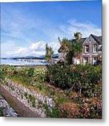 Kenmare Bay, Dunkerron Islands, Co Metal Print