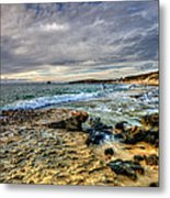 Point Peron Wa Metal Print